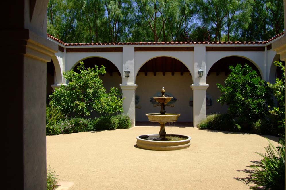 Gardens Of The World: California Mission Garden